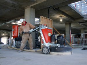 Concrete Grinding & Polishing Services | Dynamic Concrete Pumping
