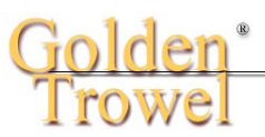 Golden Trowel logo