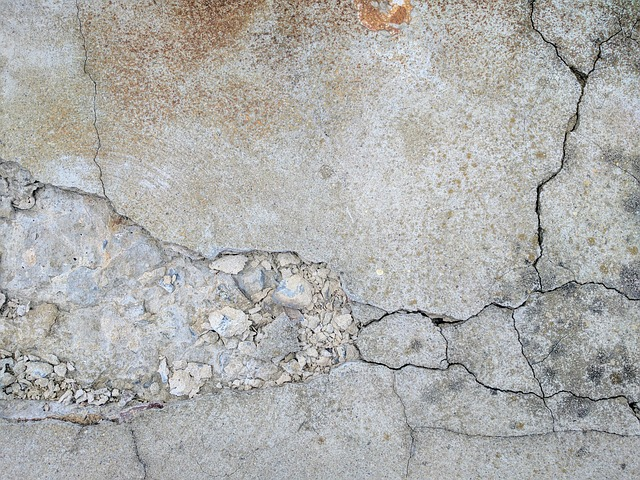 Cracks Caused By Concrete Shrinkage