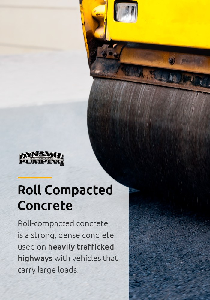 Roll Compacted Concrete