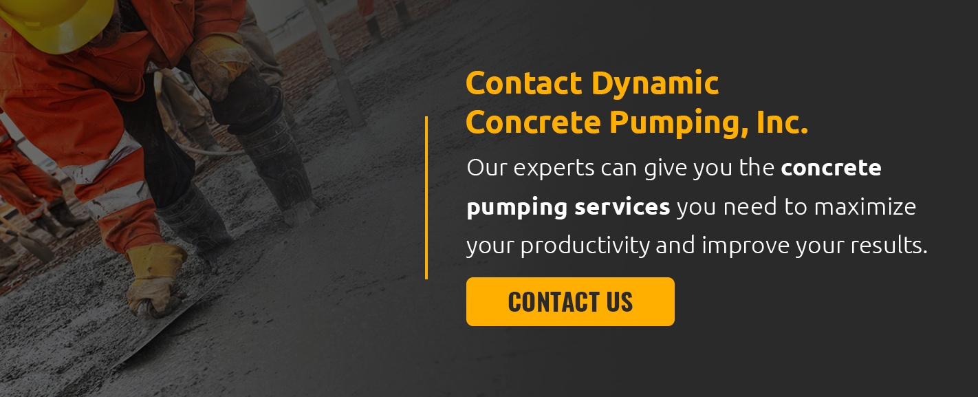 Contact Dynamic Concrete Pumping