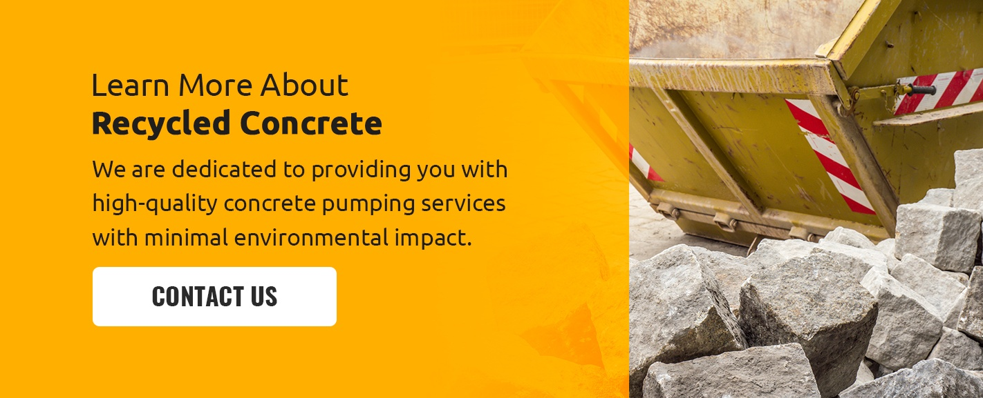 Learn More About Recycled Concrete